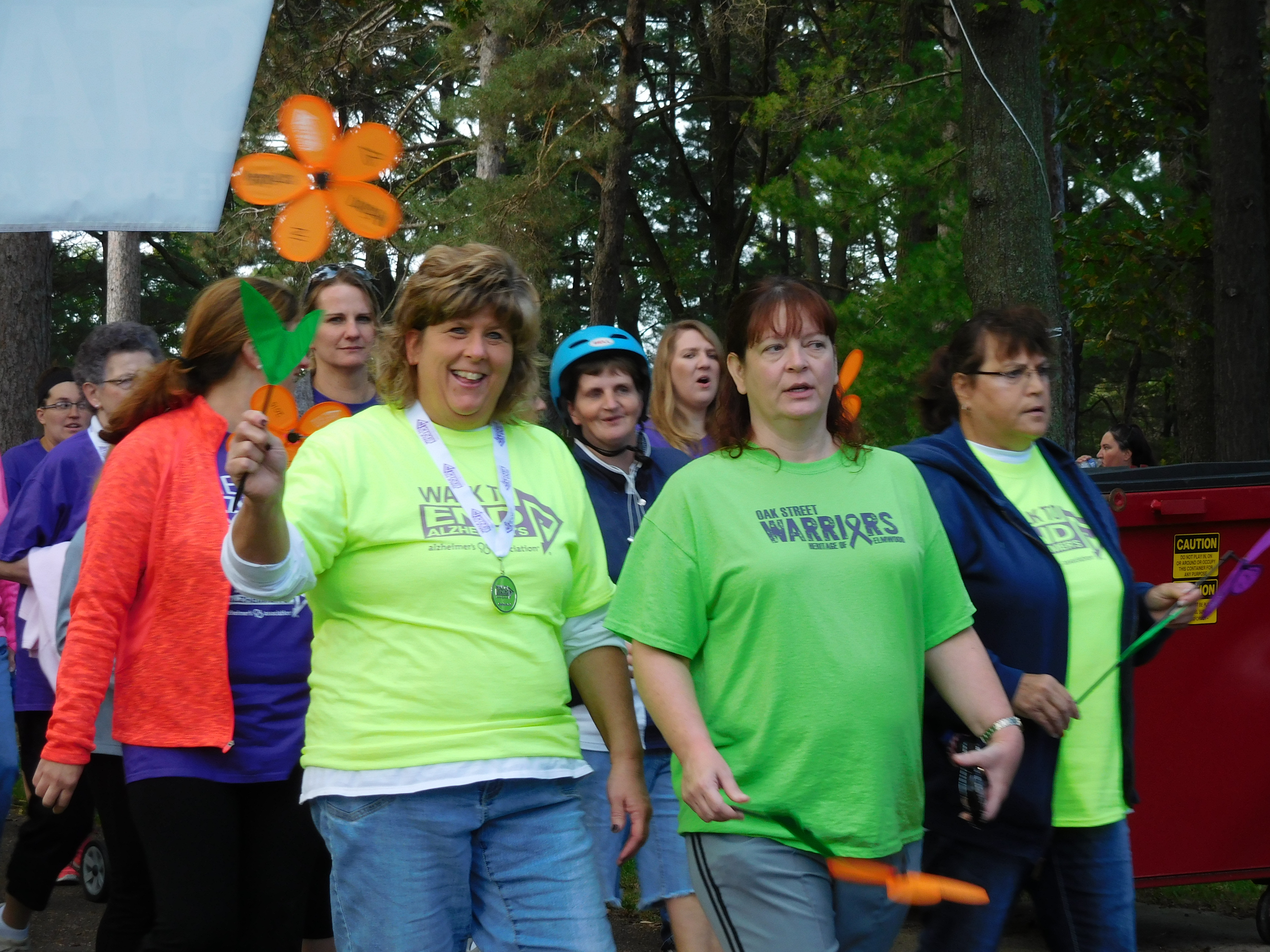 american lutheran homes walk to end alzheimer's
