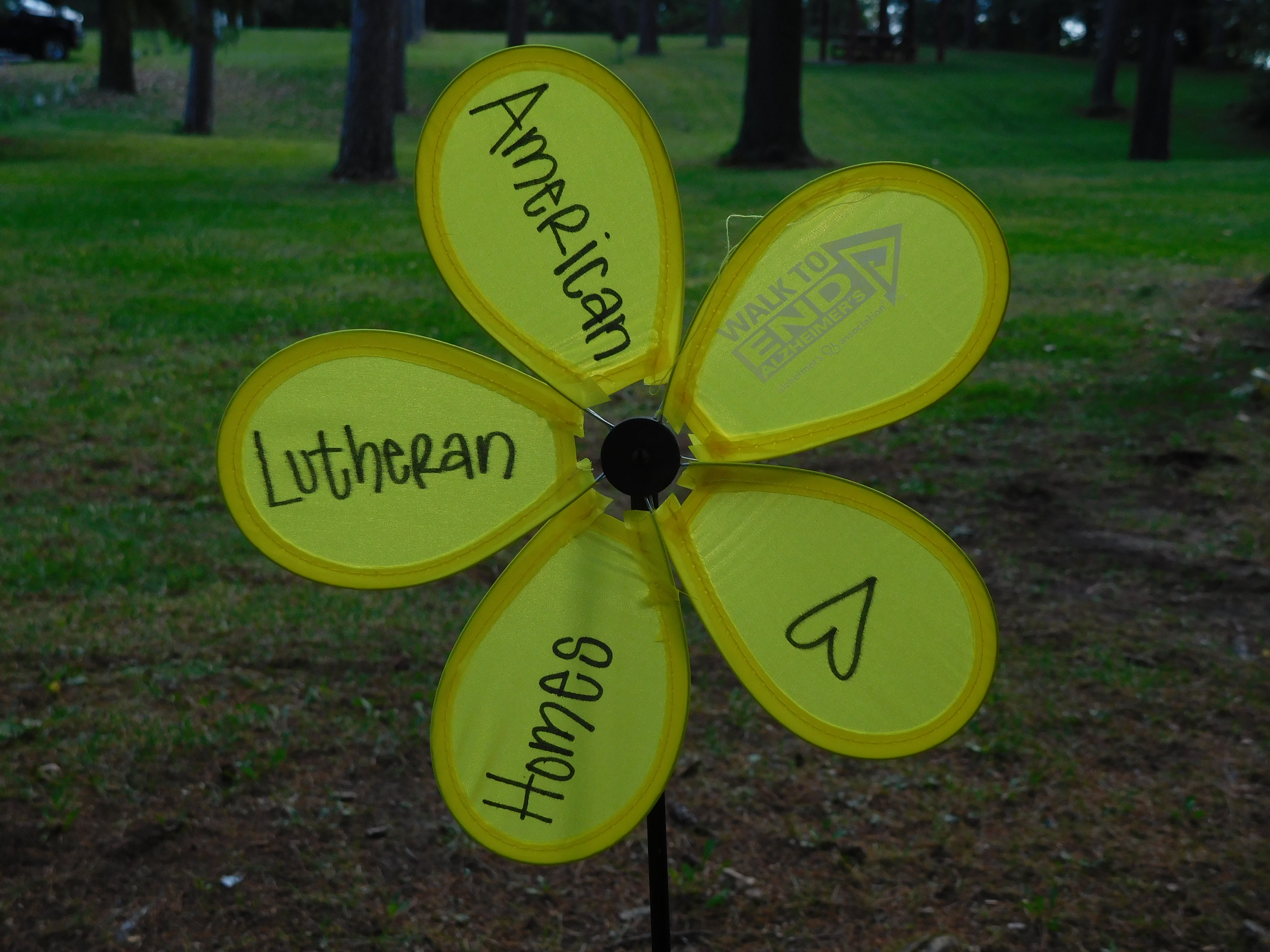 american lutheran homes walk to end alzheimers